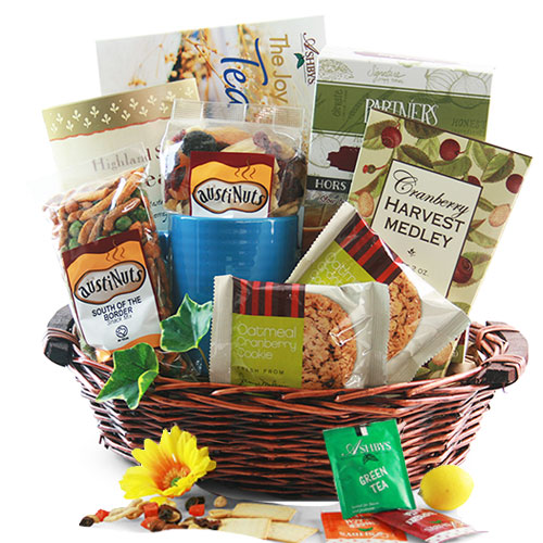 In Good Health Get Well Gift Basket