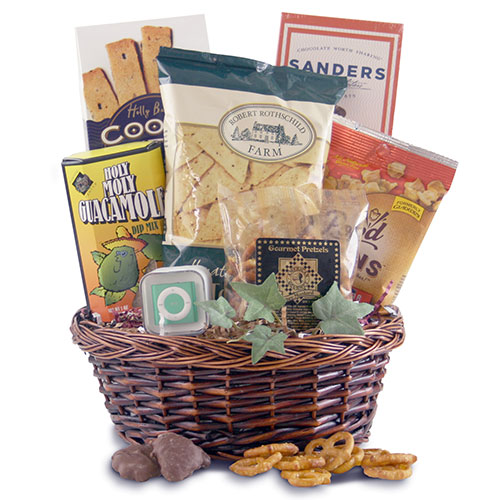 iPod for Him iPod Gift Basket