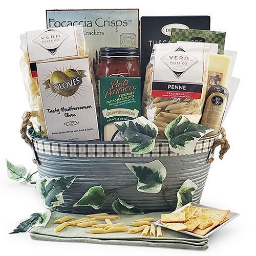 Italian Inspiration Italian Gift Basket