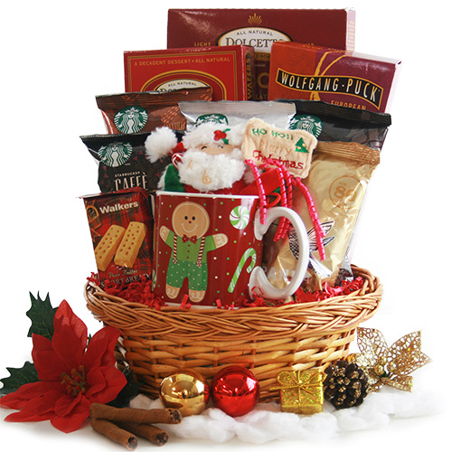 Lifes a Bean Coffee Gift Basket