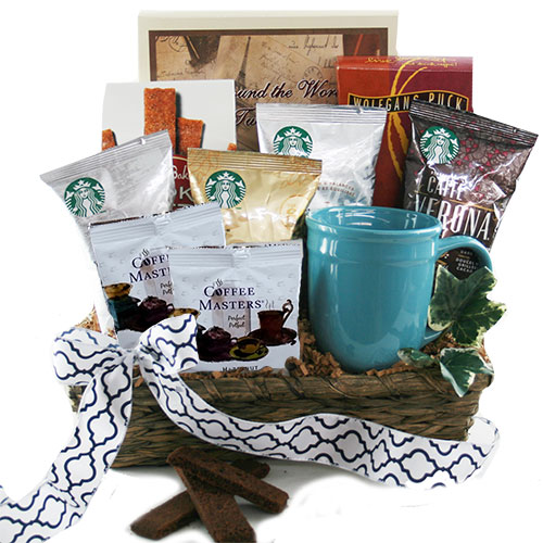 Jumpin Java Coffee Gift Basket