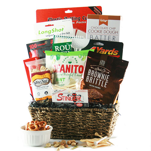Just for You Snack Gift Basket