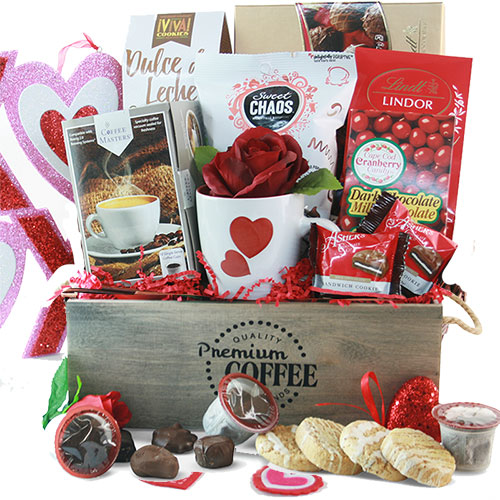 K Cup Amore K Cup Gift Baskets