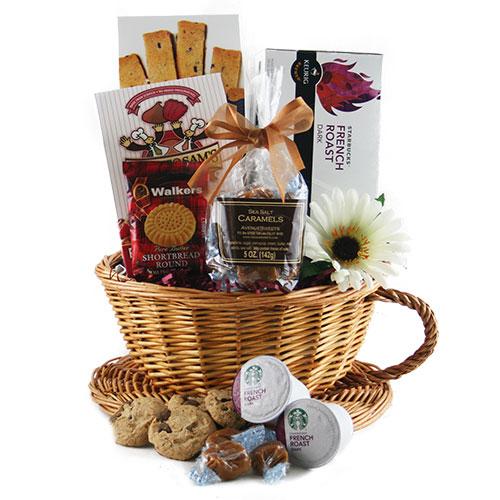 Breakfast Bonanza K Cup Gift Basket