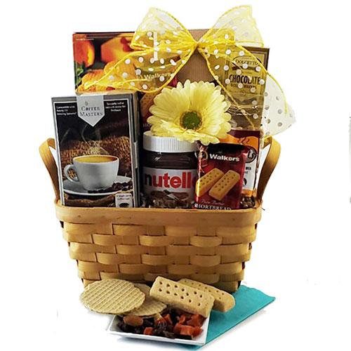 K Cup Nutella Gift Basket