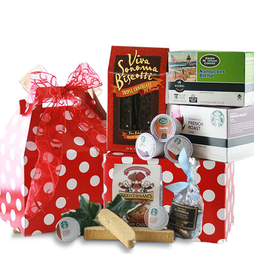 K Cup Take Out K Cup Coffee Gift Baskets