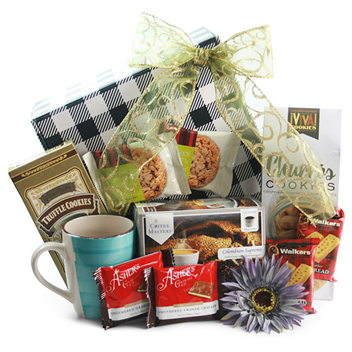 K Cup Coffee Tower K Cup Coffee Gift Baskets