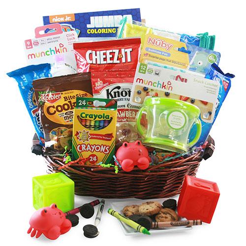 Kids will be Kids Toddler Gift Basket