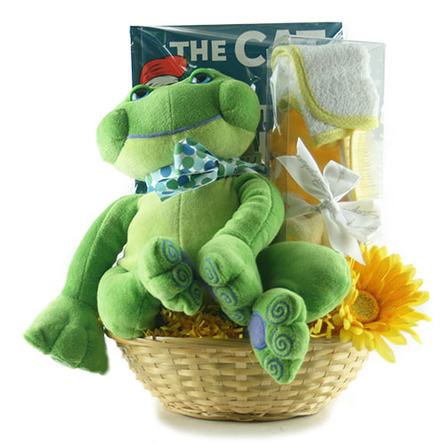 Leap Forg Baby Gift