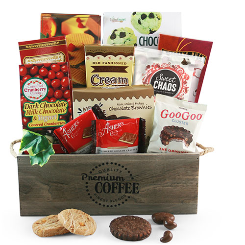 Life is Like Chocolate Gift Basket