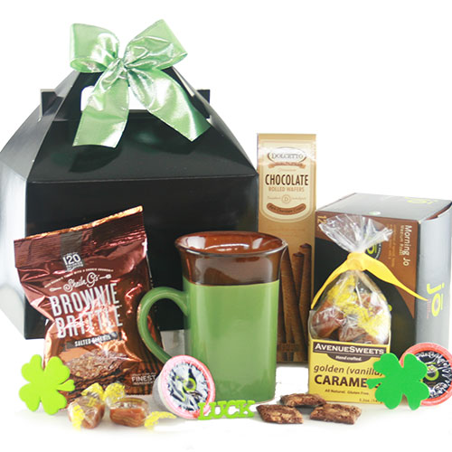 The Luck of the Irish St Patricks Day Gift