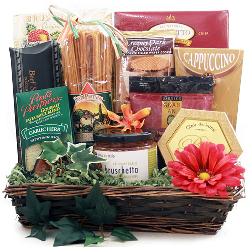 Magnifico! Italian Gift Basket