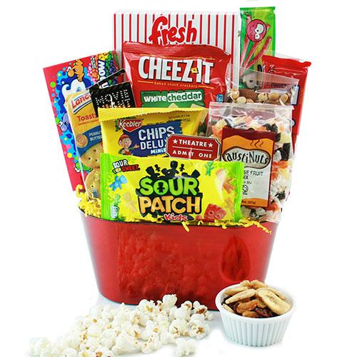 Movie Marathon Movie Gift Tower
