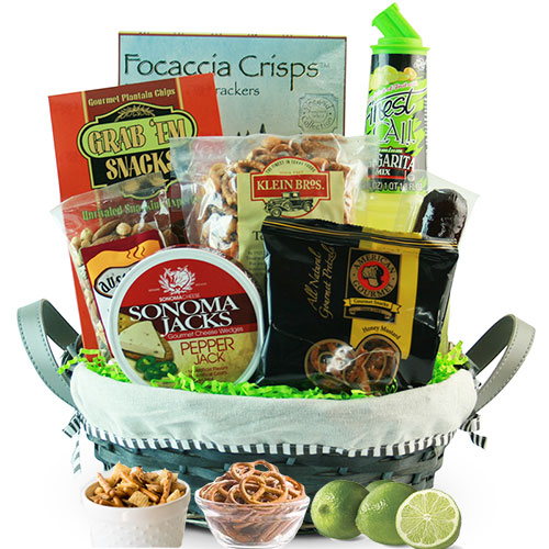 Margarita Craze Margarita Gift Basket