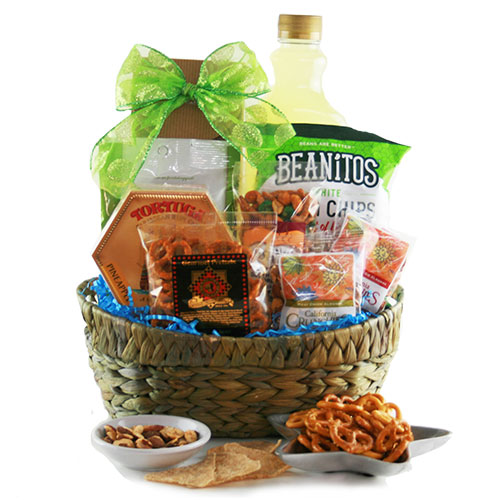 Margarita for Dad Fathers Day Gift Basket