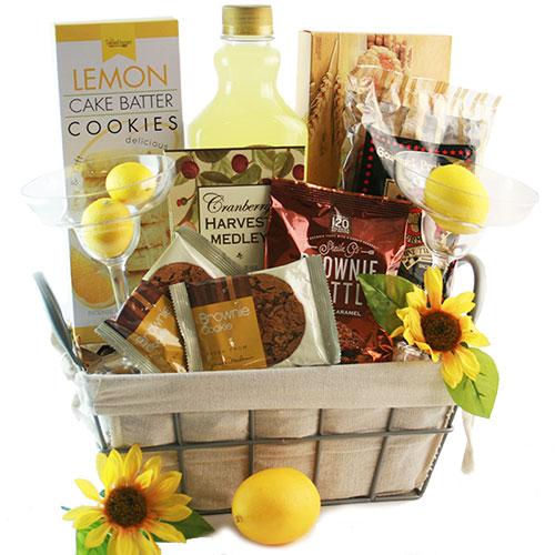 Margarita Mania Texas Gift Basket