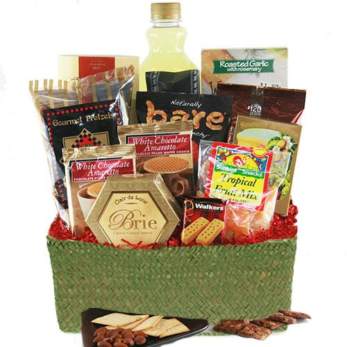 Margarita Time Margarita Gift Basket