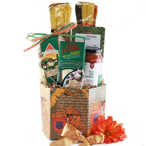 Michelangelo Italian Gift Basket