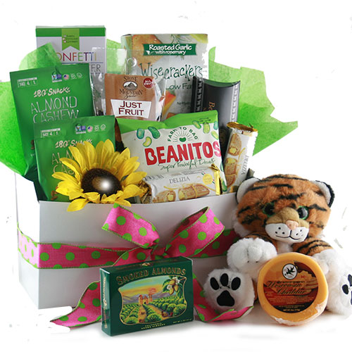 You re Roar some! Mothers Day Snack Basket