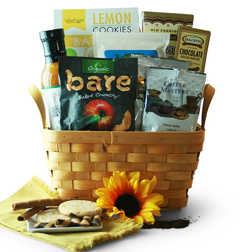 Morning Glory Breakfast Gift Basket