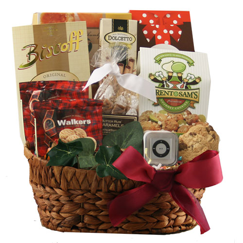 Music to my Ears iPod Gift Basket