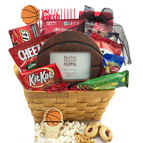 sports gift baskets nothing but net sports gift basket diygb