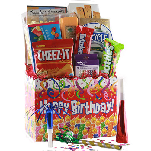 One to Grow On Birthday Gift Basket