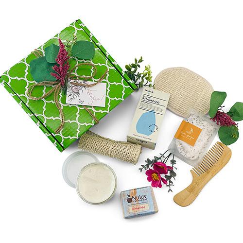 Organic Spa Organic Spa Gift Basket