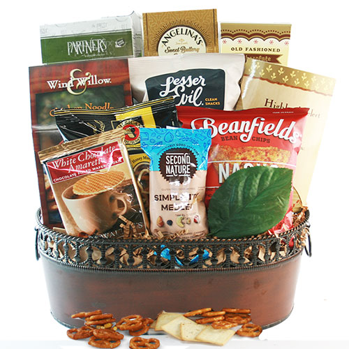 Over the Top Gourmet Gourmet Gift Basket
