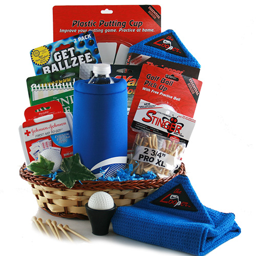 Parific! Golf Gift Basket