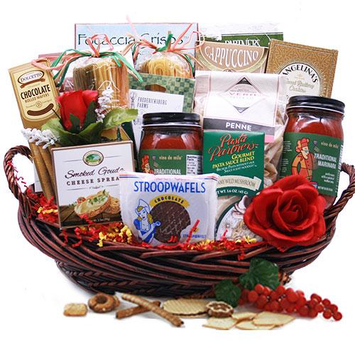 Pastabilities! Italian Gift Basket