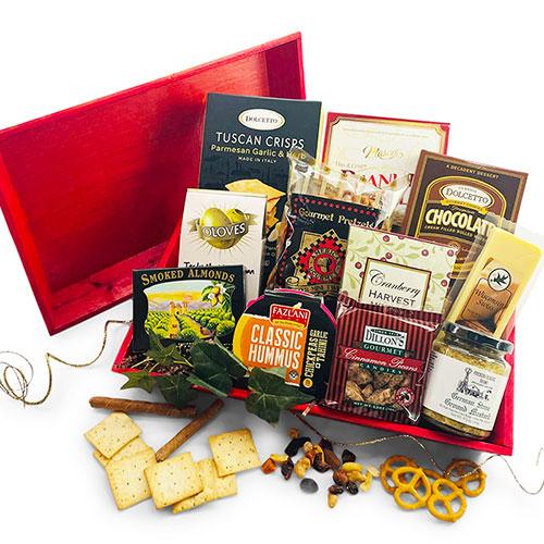 Prestige Gourmet Gift Basket