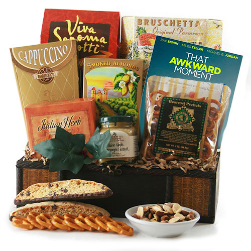 Quiet on the Set Movie Gift Basket