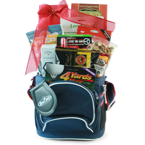 I d Rather be Golfing Golf Gift Basket