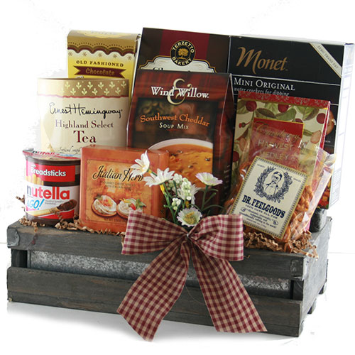 Road to Recovery Get Well Gift Basket