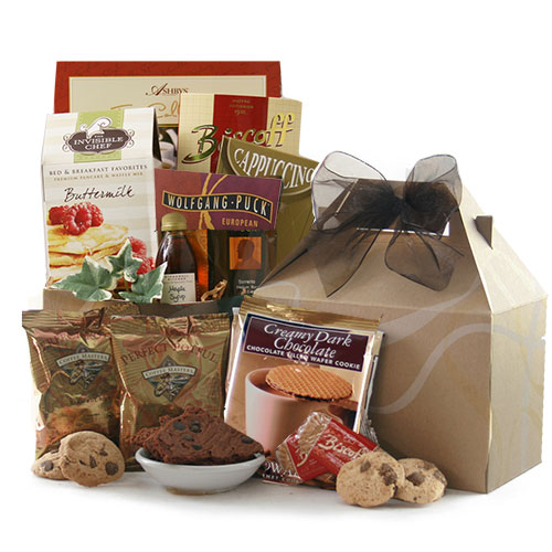 Rise and Shine Breakfast Gift Basket