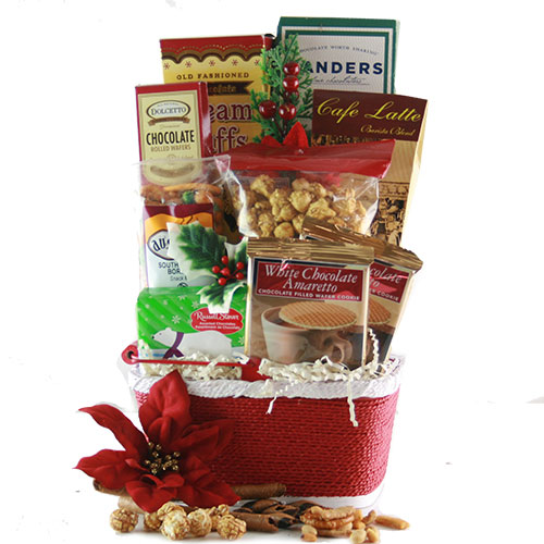 Seasons Best Christmas Gift Basket