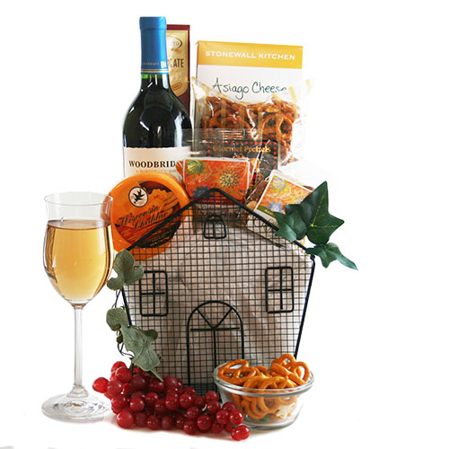 Move In Special Housewarming Gift Basket