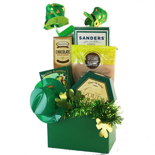 Shamrock St Patricks Day Gift
