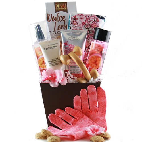 Simply Spa Spa Gift Basket