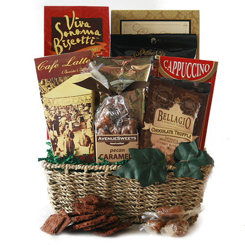 Sincere Thanks Thank You Gift Basket