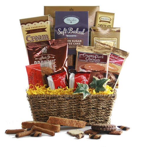 Slice of Heaven Cookie Gift Basket