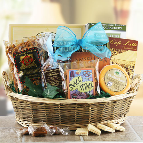Fathers are Forever Fathers Day Gift Basket