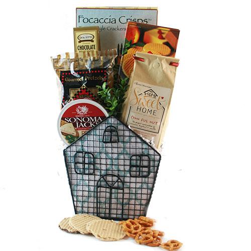 SOLD!l Housewarming Gift Basket