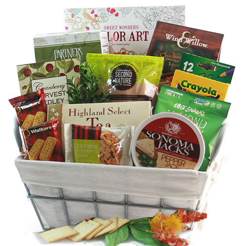 Soup for the Soul Get Well Basket