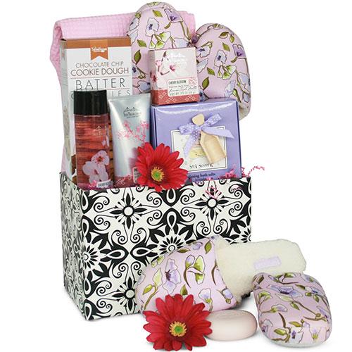Spa Bliss Spa Gift Basket