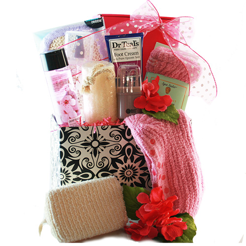 Spa Bliss Spa Gift Basket