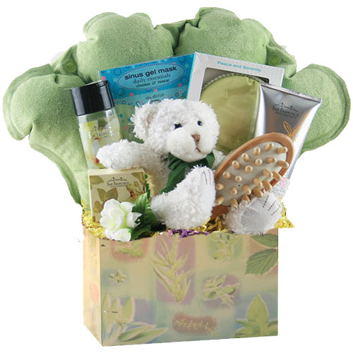 Sm Spa Gift Basket SPABX