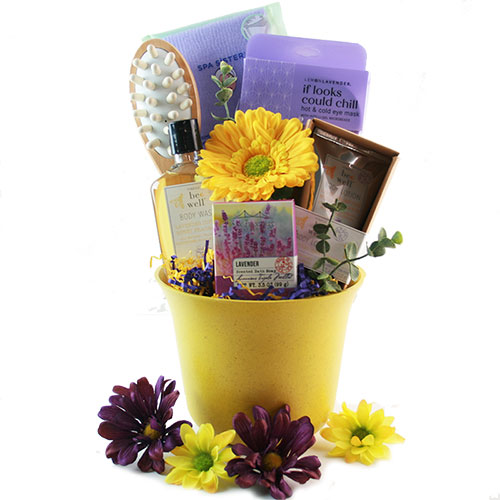 Spa Basket for Her