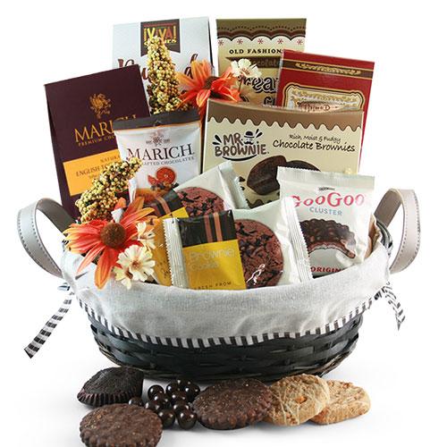 Sugar Overload Chocolate Gift Basket